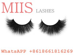 customized 3d silk lashes