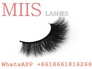 china 100% 3d mink eyelashes