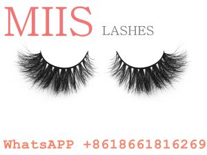 factory supplies mink lashes