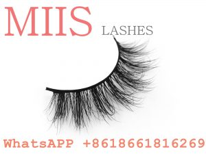 private label packaging mink 3d lashes