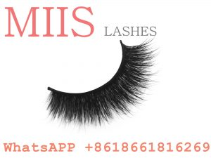 china real mink fur eyelash