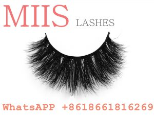 high quality 3d mink fur lashes