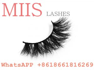 private label 3d eyelashes