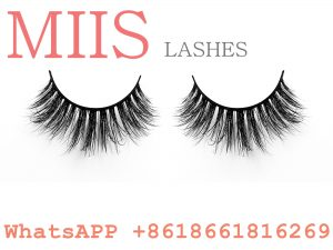 wholesale own false eyelashes logo